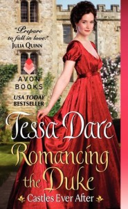 Romancing the Duke by Tessa Dare | Mini Book Review
