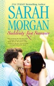 Suddenly Last Summer by Sarah Morgan | Book Review + Giveaway