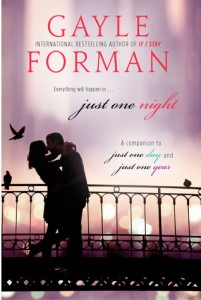 Just One Night by Gayle Forman | Mini Book Review