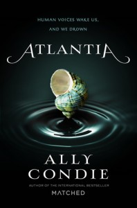 Atlantia by Ally Condie | Book Review