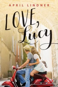 Love, Lucy by April Lindner | Book Review