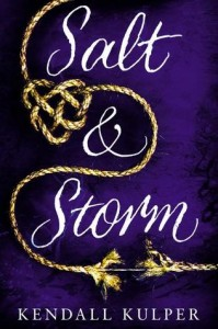 Salt & Storm by Kendall Kulper | Book Review