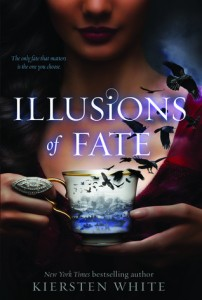 Illusions of Fate by Kiersten White | Book Review