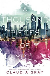 A Thousand Pieces of You by Claudia Gray | Book Review + Giveaway