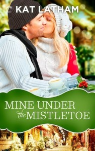 Mine Under the Mistletoe by Kat Latham | Mini Book Review