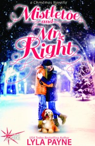 Mistletoe and Mr. Right by Lyla Payne | Mini Book Review