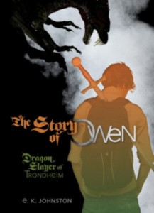 The Story of Owen by E.K. Johnston | Book Review