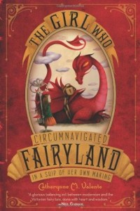 The Girl Who Circumnavigated Fairyland in a Ship of Her Own Making by Catherynne M. Valente | Mini Book Review
