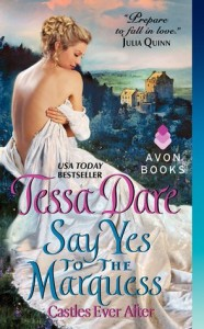 Say Yes to the Marquess by Tessa Dare | Book Review