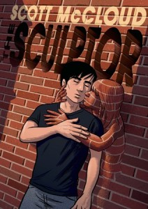 The Sculptor by Scott McCloud | Mini Book Review
