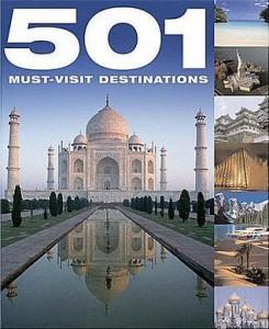 501 Must-Visit Destinations   Book Review