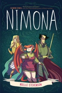 Nimona by Noelle Stevenson | Mini Book Review