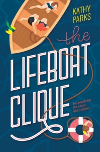 The Lifeboat Clique by Kathy Parks | Book Review