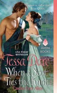 When a Scot Ties the Knot by Tessa Dare | Book Review