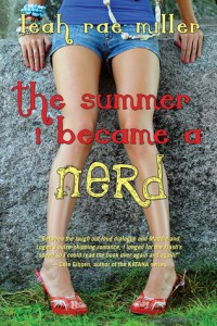 The Summer I Became a Nerd by Leah Rae Miller | Book Review