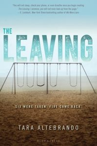 The Leaving by Tara Altebrando | Boldly Bookish Blog Tour Book Review (+ Giveaway)