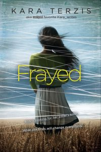 Frayed by Kara Terzis | Debut Author Book Review + Giveaway