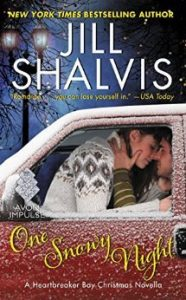 One Snowy Night by Jill Shalvis | Book Review