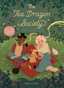 The Tea Dragon Society by Katie O'Neill | Graphic Novel Review