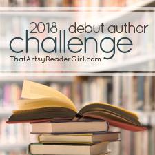 2018 Debut Author Challenge #readingchallenge #debutauthor #challenge