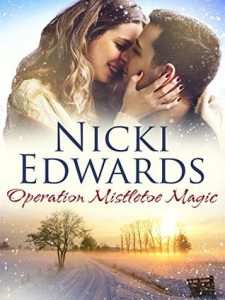 Operation Mistletoe Magic by Nicki Edwards | Book Review