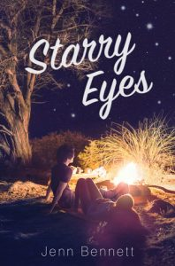 Starry Eyes by Jenn Bennett | Book Review