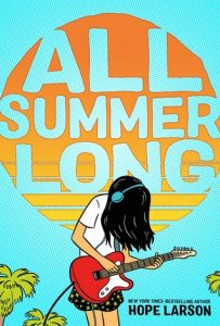 All Summer Long by Hope Larson | Graphic Novel Review